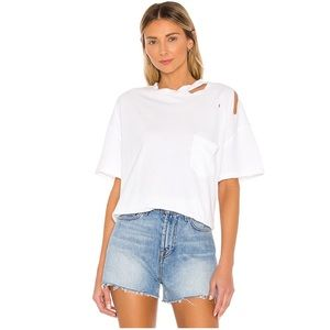 Free People We The Free Rubi Ripped T-Shirt